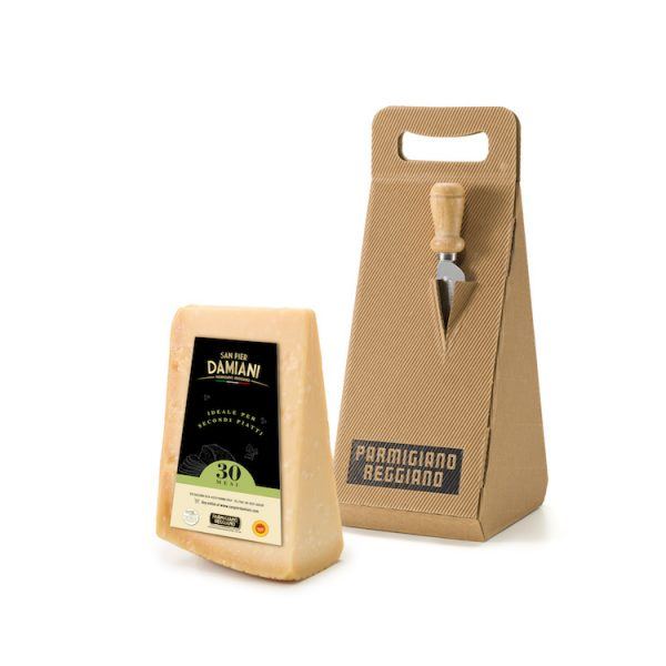 Confezione regalo - Triangolo cartone - 30 mesi