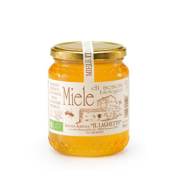 Miele di acacia BIO - 500 gr