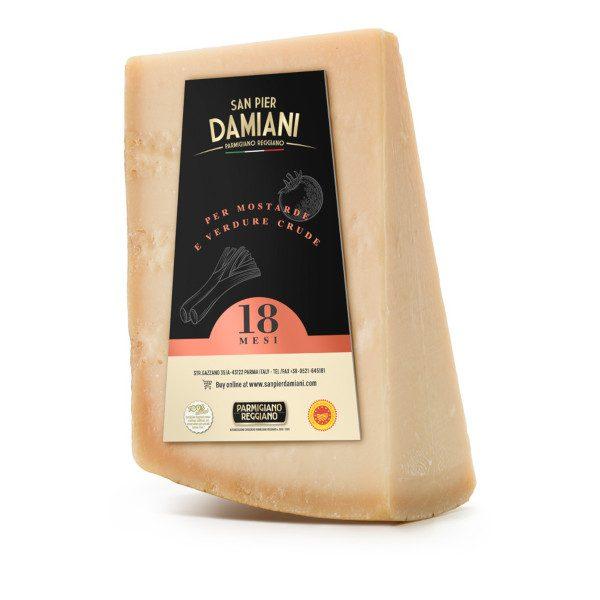 Parmigiano Reggiano 18 mesi - 1 kg