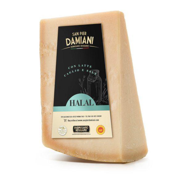 Parmigiano Reggiano Halal - 1 kg